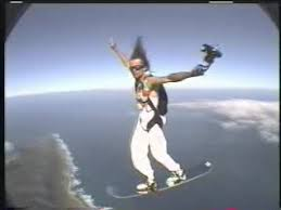 extreme sports skydiving