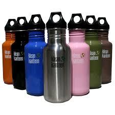metal bottles
