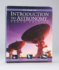 astronomy text book