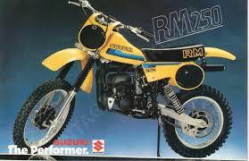 1980 rm250