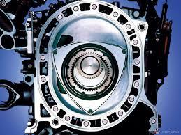 mazda rotary engines