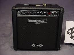behringer gmx 110