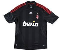 ac milan 3rd shirt