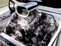 350 small block motor