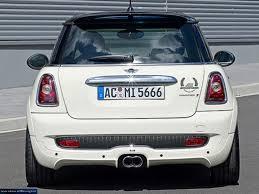 mini cooper s bumpers