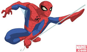 spider man cartoon