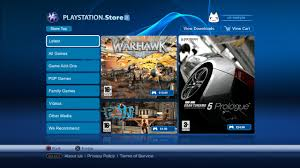 Rehaul Of PSN Store Coming