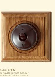 bakelite switches
