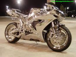 chrome motorcycles