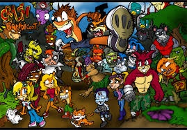 crash bandicoot collection