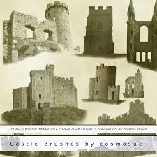 castle brushes