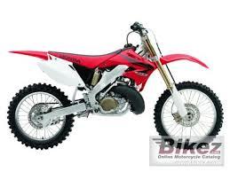 1992 honda cr 250
