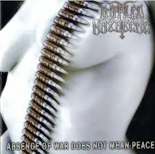 Impaled Nazarene - Absence Of War