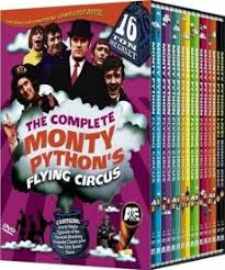 monty python flying circus season 1