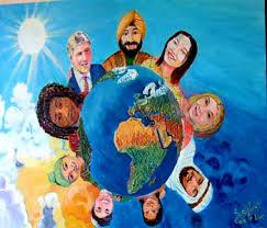 one world peace