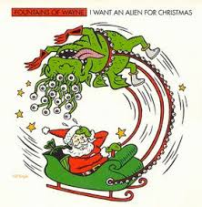 Fountains Of Wayne - I Want An Alien For Christmas