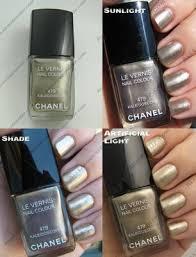 chanel kaleidoscope nail polish
