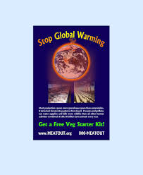 posters of global warming