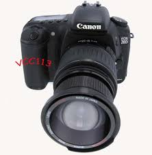 fish eye lens adapter