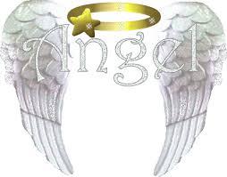 glitter graphics angel