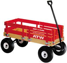 red rider wagon