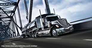 new international trucks