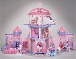 little pony castle