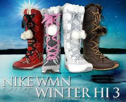 nike winter shoes