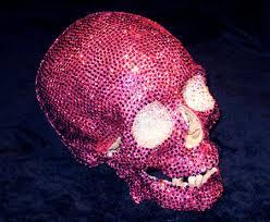 pink swarovski