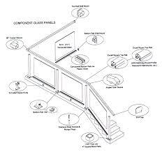 glass rail system