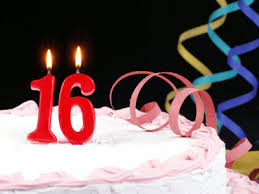 16th birthday for boys