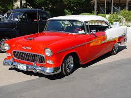 1955 chevrolet car