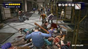 dead rising the game