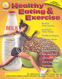 eat healthy and exercise