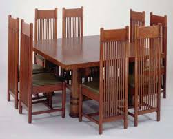 frank lloyd wright furniture design