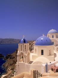 greek santorini