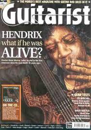 jimi hendrix guitarist