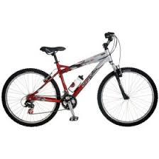 mountain ridge bike