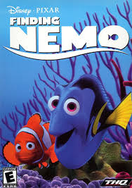 finding nemo computer game