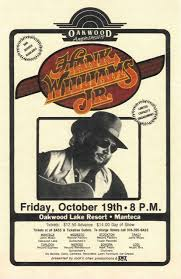 hank williams jr posters