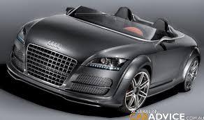 new audi cars