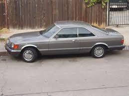 1984 mercedes benz 500 sec