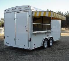 concession stand trailer