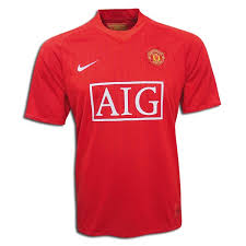 man u football kit