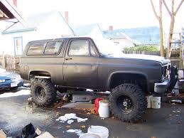 1984 chevy blazer k5