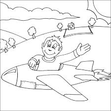 plane driving