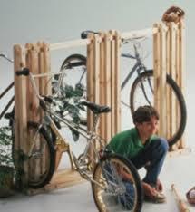 bicycle rack plan