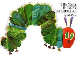 caterpillar kids book