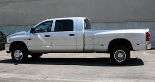 dodge 3500 dually