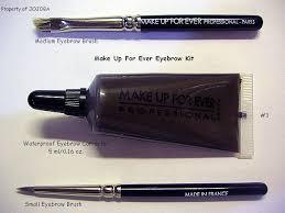 eyebrow corrector